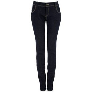 As I said keep it simple. Some dark blue skinny jeans go with almost anything.