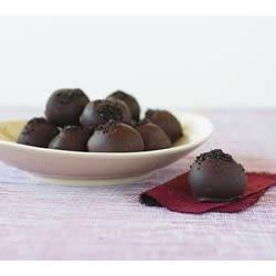 These truffles are very easy and delicious. You can't go wrong with OREO, cream cheese and chocolate!