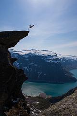 Trolltunga; Skjeggedal, Norway