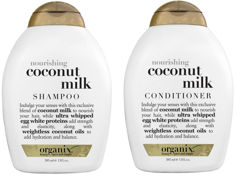 This shampoo and conditioner is great for your hair.