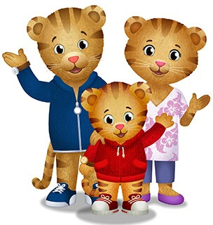 2. Daniel Tiger's Neighborhood  This show has a lot of potential to the young viewers. It teaches them the use of imagination and emotional intelligence. It also encourages the little ones to use their common sense, such as, pausing play time to use the potty.