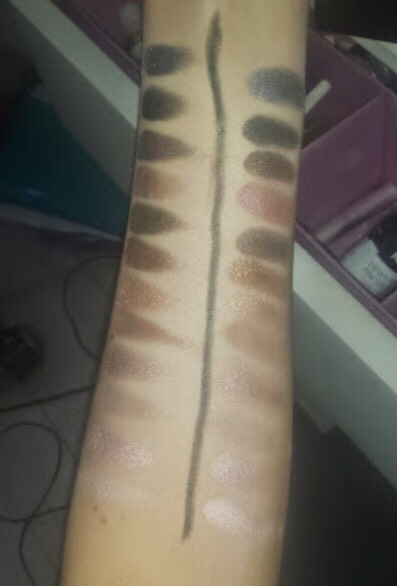 The swatches don't lie!!!!