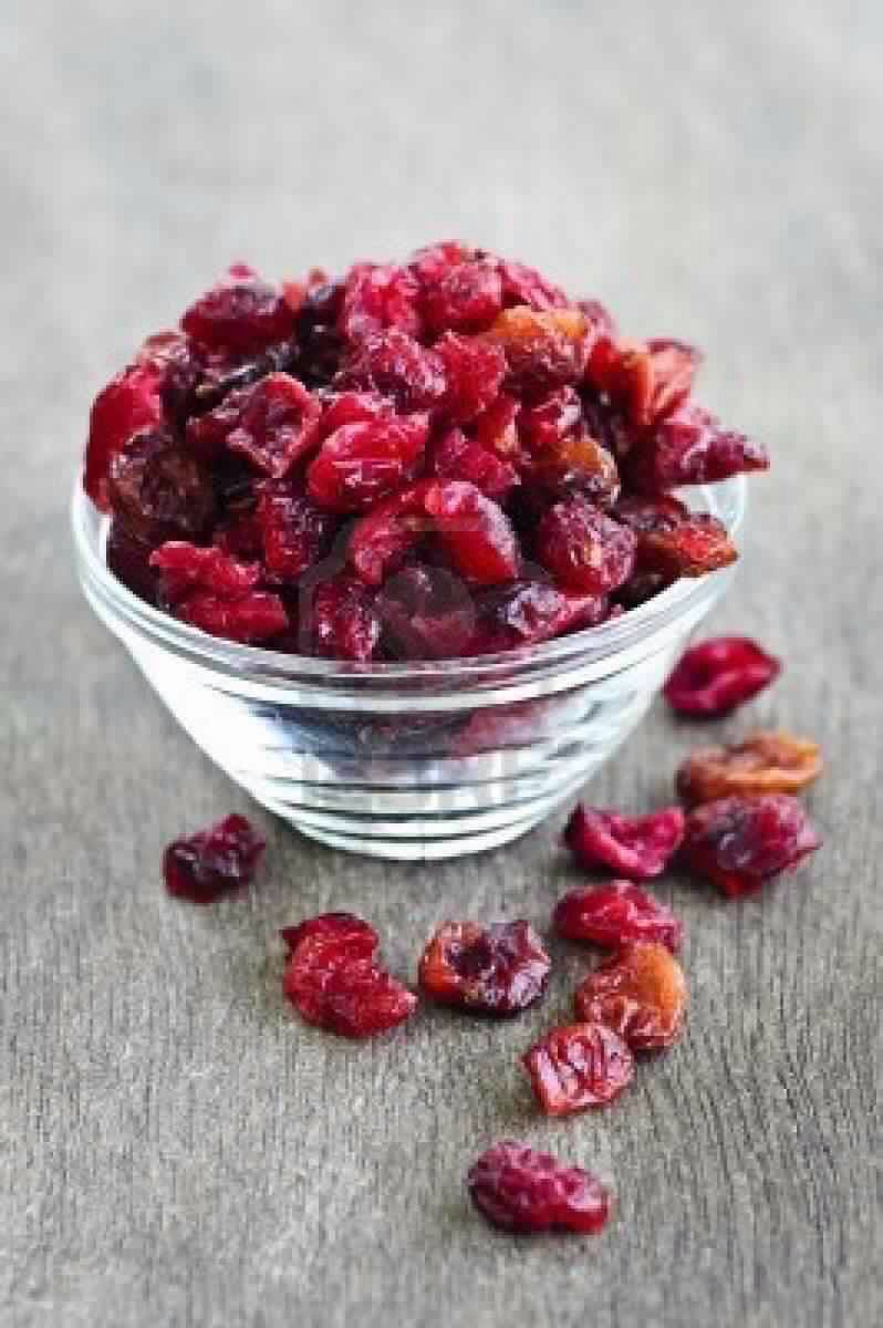 OPTIONAL:   I keep dried cranberries & they bake well & add flavor:)