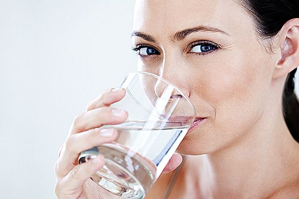 I really encourage you to try drinking at least a gallon of water every day.. I believe that I'm on my 6th week of the water challenge and it has really changed my appearance and my body just works better. In the long run, drinking water will do your body a huge favor. trust me, I used to hate water