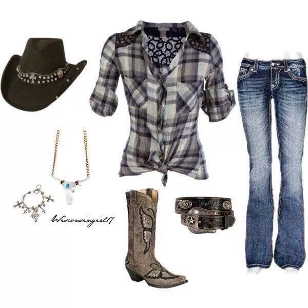 4afeeb9f5 Country Girl Outfits by Makenzie January - Musely