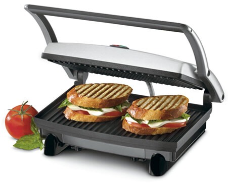 Panini Press and Grill A great gift for anyone!  https://www.amazon.com/gp/aw/d/B00ARSAS0C/ref=s9_top_hm_b1DQD_g79_i5?pf_rd_m=ATVPDKIKX0DER&pf_rd_s=mobile-hybrid-11&pf_rd_r=S4NRJEWK7EZY7W1D9HZT&pf_rd_t=30901&pf_rd_p=f6fb1aeb-62d3-502b-b9da-b4cccc6d1b71&pf_rd_i=289925
