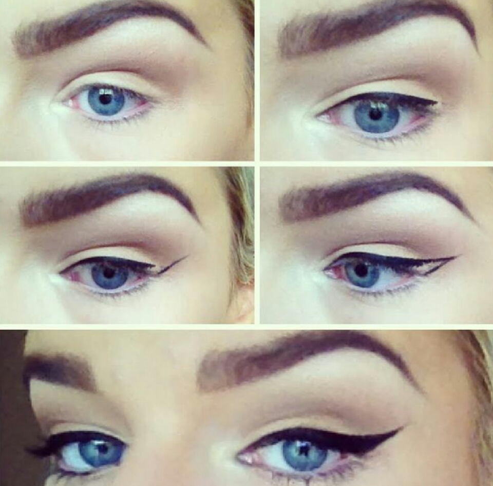 Musely 10 eyeliner tutorials baditri Image collections