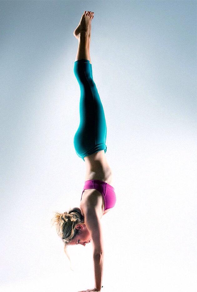 20 handstand push ups