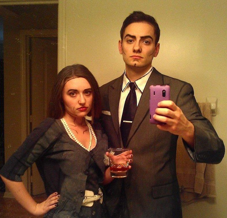 Sterling and Malory Archer From Archer