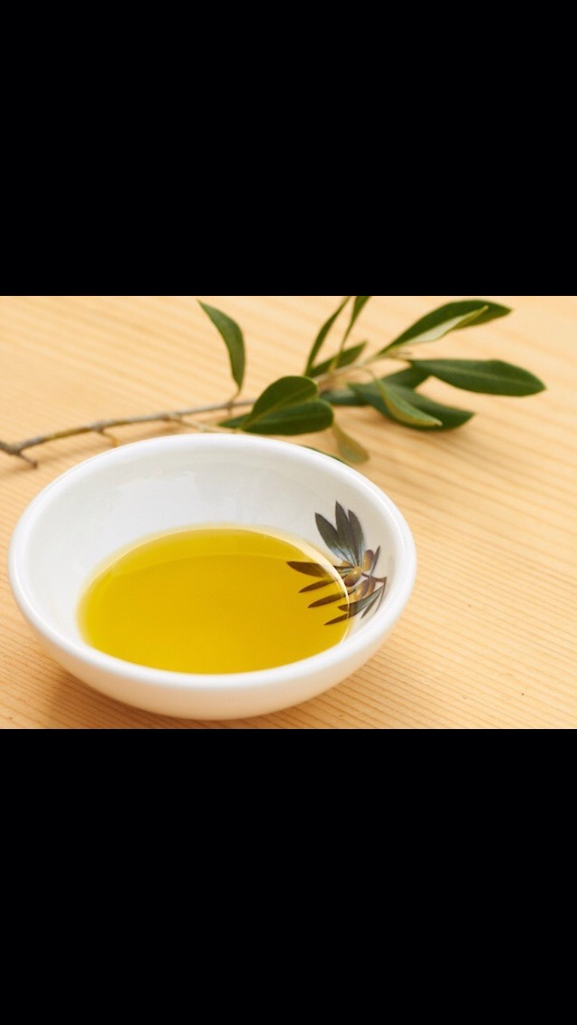 Put some olive oil in the microwave for 30 seconds