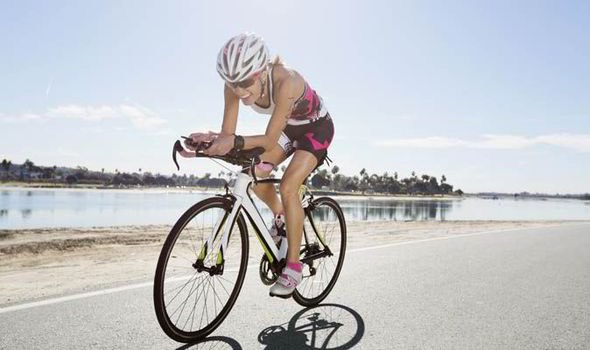 Exercise #7: Cycling  One set of  10 min 20 min  Or 30 min