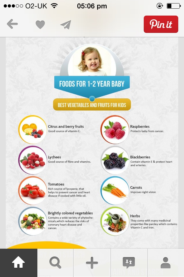 Best Foods To Prevent Constipation In Babies