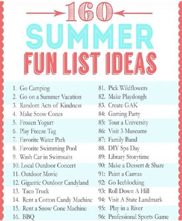 Top Ten List Ideas For Kids