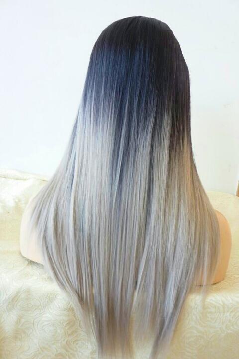 Gray Ombre