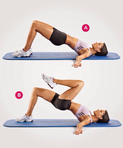 Как похудеть попой: полезные упражнения и диеты