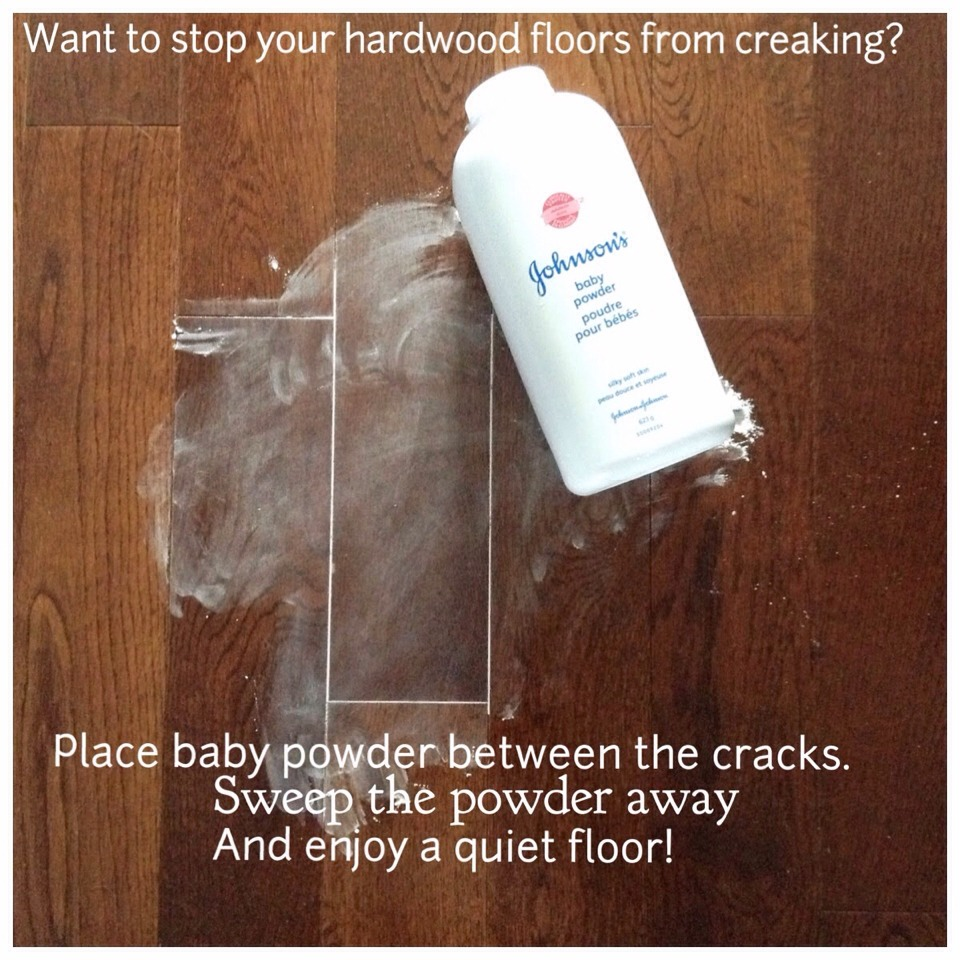 Musely for How to stop a wood floor from squeaking