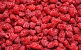 12- Raspberries  Raspberries aren't only delicious, they also help repair and refresh damaged skin cells!