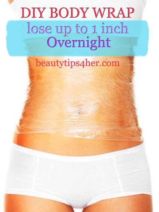 DIY body wrap lose upto 1 inch