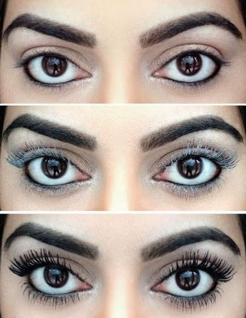 11. Coat your lashes in baby powder first. Do you love wearing fake eyelashes, especially around the holidays or for certain events? Coat your eyelashes in baby powder before you apply your mascara and your eyelashes will be instantly volumized and appear fuller. It's as easy as that!