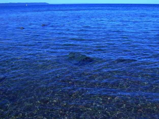 •There's enough water in Lake Superior to cover all of North and South America in one foot of water. •There are more stars in space than there are grains of sand on every beach on Earth.