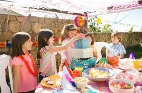 Backyard parties are always fun with friends. Just have to be super creative about it. And have your party your way !!