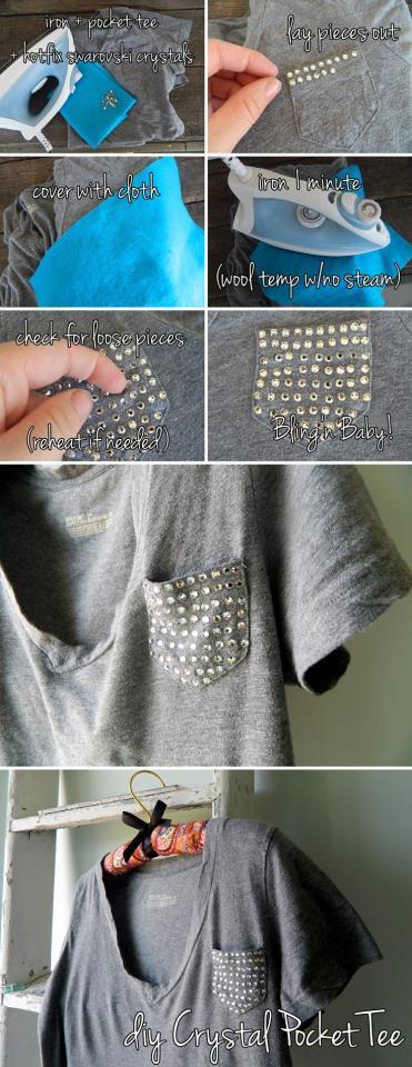 6. Crystal Pocket
