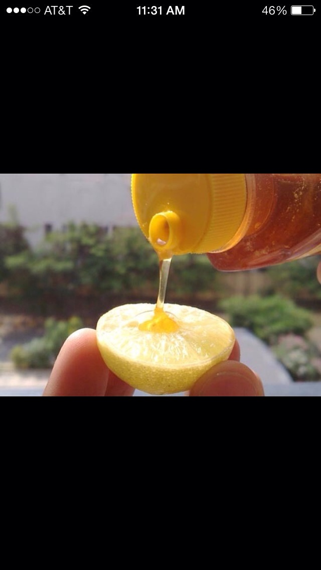 Half lemon and 3-4 drops of honey. Rub the lemon on your face, emphasize the black heads prone areas like nose, chin etc. Leave the lemon and honey mixture on your face for 5 minutes, then wash it with cold water. You will see the results immediately.