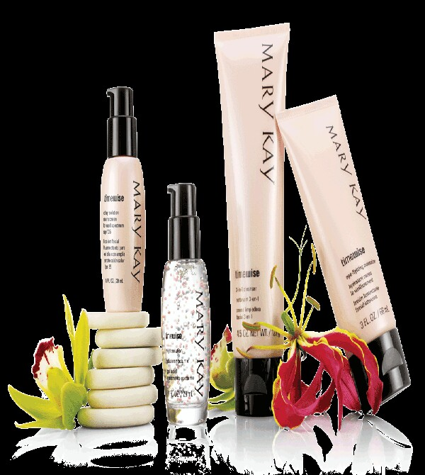 Get your Facial with Mary Kay's Time Wise set. Make an appointment Today!.