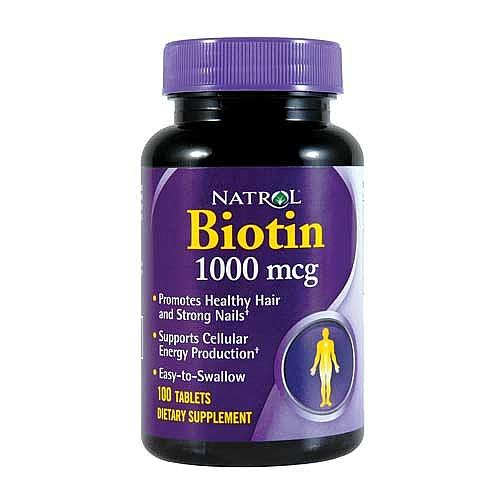 ...Enter Biotin!  (For those who have taken this before and stopped, please read on anyway as you may find a solution)