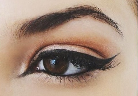 Perf cat eye