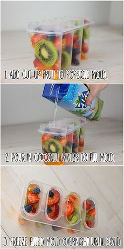 You can also add orange juice or any type of juice