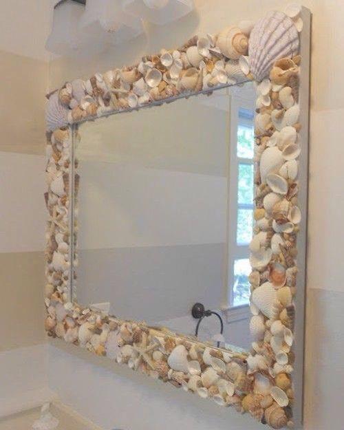 дизайн ванн из ракушек