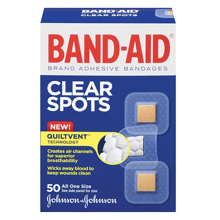 Always bring a band aid. The teacher usually has one but this are clear, quick, and easy to use.