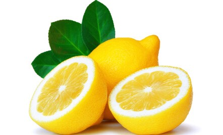 Lemon:  • face and body scrub • oily skin toner • teeth whitener • whiten fingernails