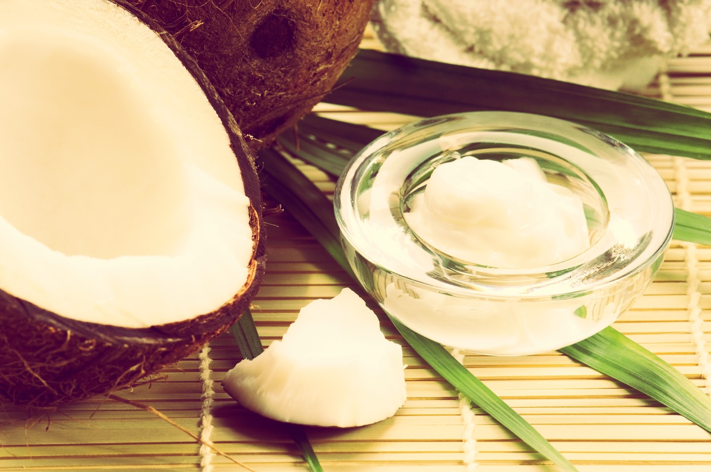 Coconut oil and baking soda are highly efficient for your skin. But before trying out this mask on your face, test it out on your arm first.