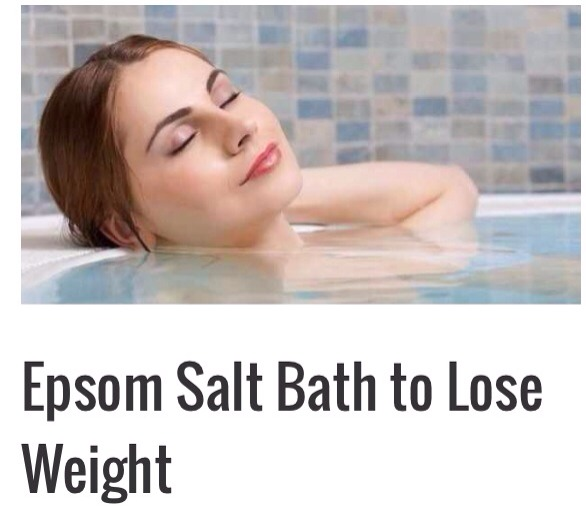 👑👑Lose Weight With Epsom Salt 👑👑 by Stephi Vera - Musely