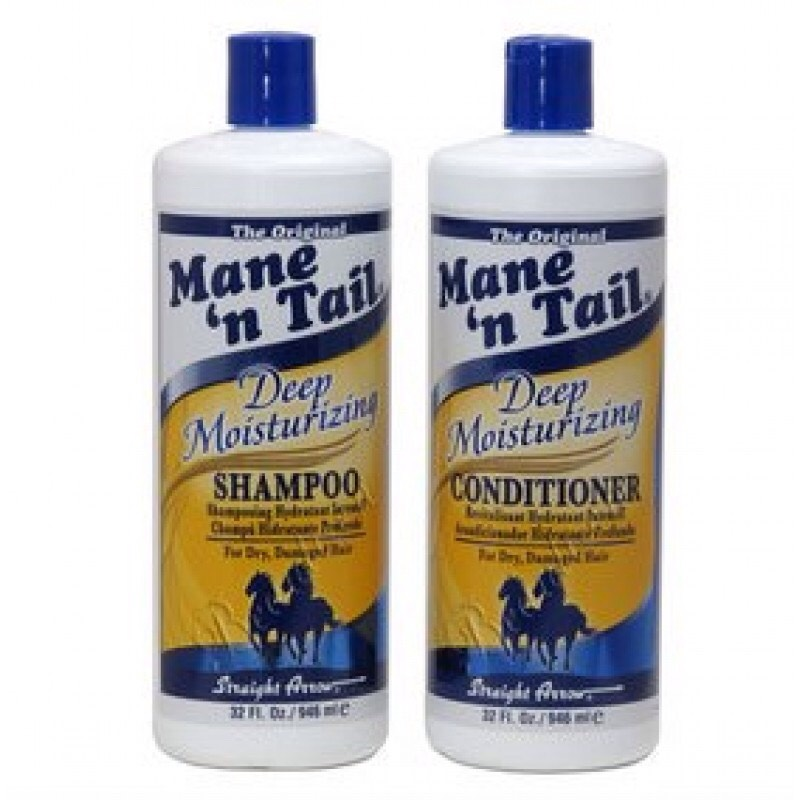 Mane and Tail's shampoo had done absolute wonders for me! It's super moisturizing for my hair and makes it super shiny and soft!!
