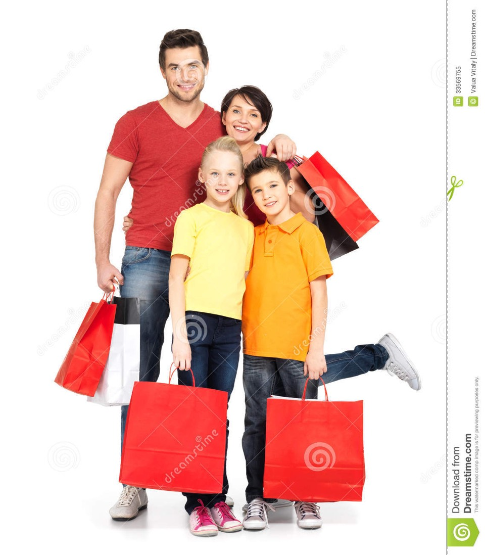 6.) most people hate shopping but kids love it, enjoy your day and go buy some things have fun with the family!