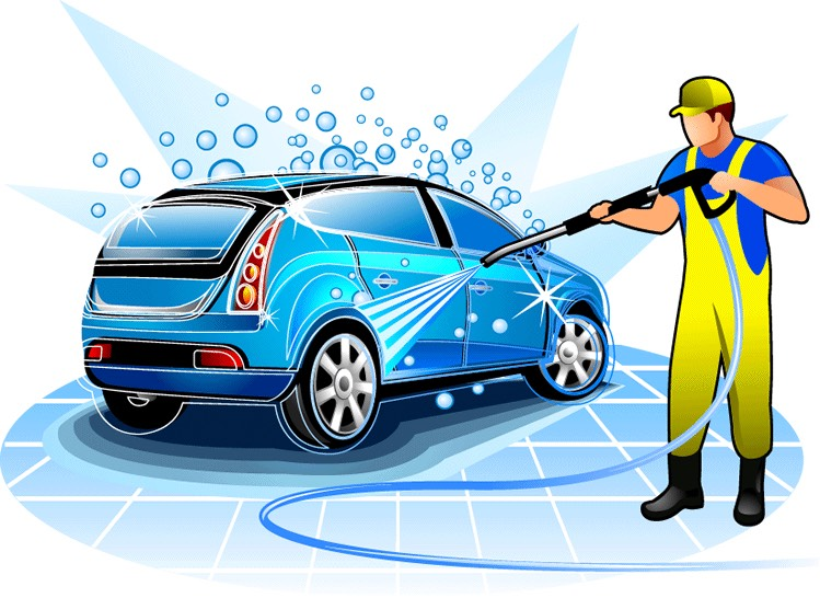 Car wash - great way to make a lot of money in a short period of time