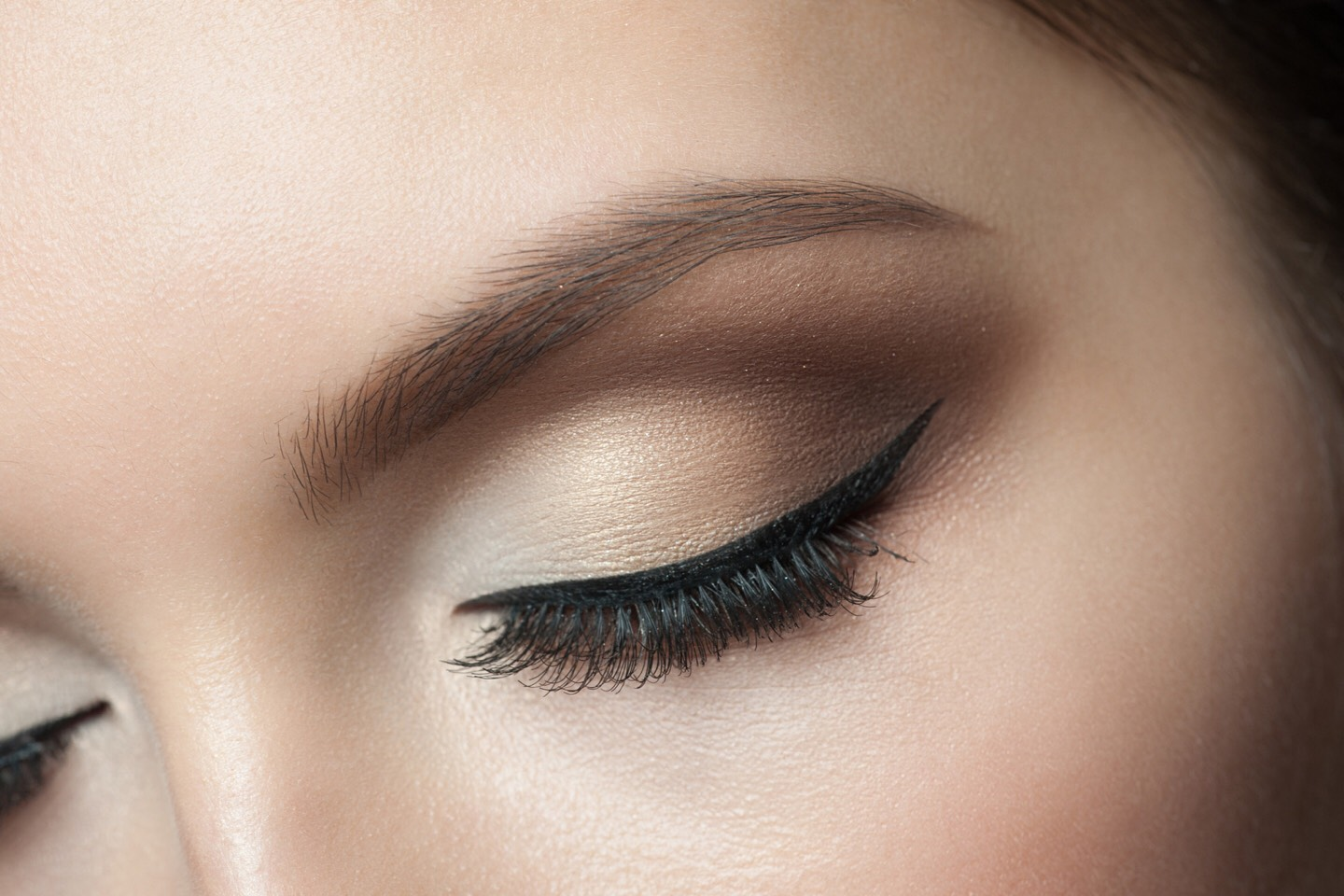 5) To tame unruly eyebrows