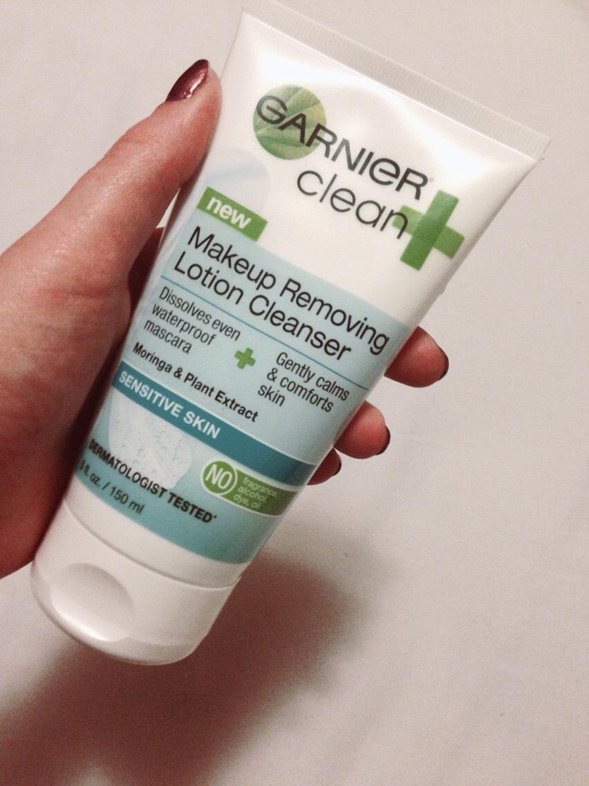 Garnier Makeup Removing Cleansing Lotion: 👍🏻