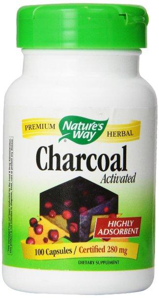 Try activated charcoal. Doctors says this fine powder helps absorb impurities (that's why emergency rooms use it when pumping stomachs). But it also tastes like biting into a briquette.