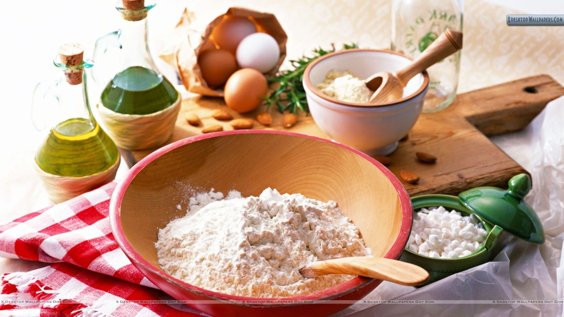 3 to 3 1/2  all-purpose flour  1 tablespoon sugar 1 teaspoon salt 2 1/4 teaspoons dry yeast  1 cup very warm water 2 tablespoons vegetable oil Cornmeal 1 egg white 1 tablespoon cold water Poppy seed or sesame seed