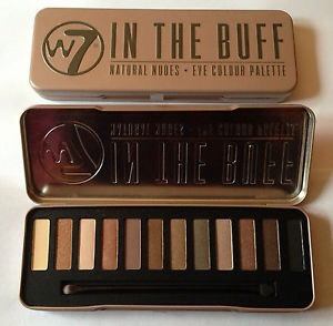 w7 in th buff = dupe for naked palette 2