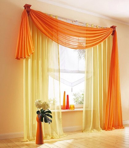 3. KEEP CURTAINS AND DRAPES CLEAN     Spray several layers of hairspray onto your curtains or drapes (let each layer dry before applying the next one) and it will help keep them cleaner longer.