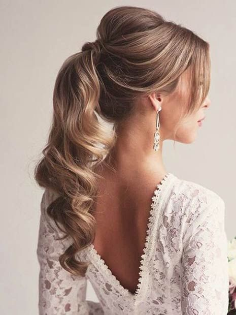 Maybe you are bored with the standard ponytail hairstyle so you need to try thiselegant ponytail hairstyles that will make you look amazing and chic. These stunning hairstyles will make you wonder why you didn't try them sooner!