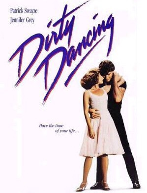 Dirty Dancing (1987)   Don't you wish you could go on a vacation where you can sneak around away from your parents and have nothing but fun and find love?  Well this movie will have you wishing you took dance classes and will definitely make you miss or want a BF. It's quirky, funny and romantic.