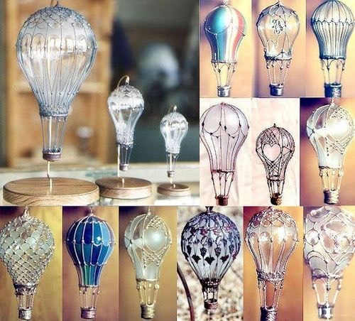 Please don't try to use regular light bulbs. Use light bulb jars from your local craft store.