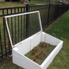 9. DIY Mini-Greenhouse