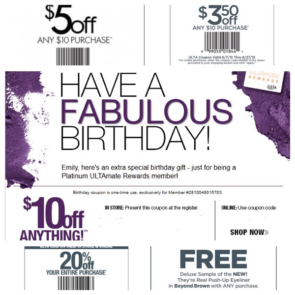 Unlike Sephora Ulta Provides To Its Customers Though There Are Sometimes Exclusions